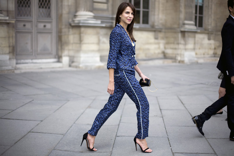 caroline-sieber-louis-vuitton-pajamas